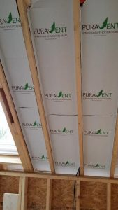 Domestic Roof Insulation